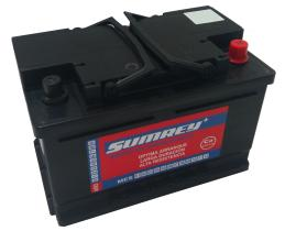 Bateria de arranque SUM720 - BATERIA 72 AH + D