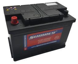 Bateria de arranque SUM741 - BATERIA 74 AH + IZQ