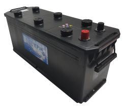Bateria de arranque REY140.3 - BATERIA 140AH POSITIVO  IZQ.