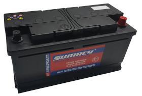 Bateria de arranque SUM96.0 - BATERIA 96AH POSITIVO DERECHA