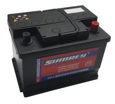 Bateria de arranque SUM60.0 - BATERIA 60AH DERECHA