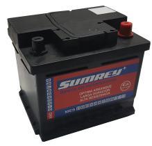 Bateria de arranque SUM50.0 - BATERIA 50AH DRCH.(45AH)