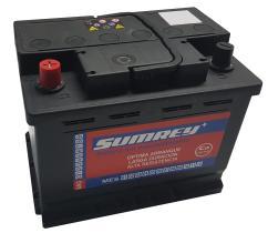 Bateria de arranque SUM501 - BATERIA 50 AH + I